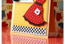 Stampin' Up! Dress Up Framelits