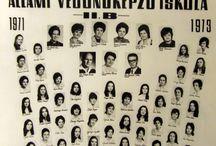 graduates tableaux - tablóképek végzetteinkről / Semmelweis Egyetemen vagy jogelődein végzettek tablóképei.