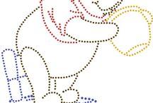 Medvídek Pú / Vše okolo Medvídka Pú #medvídek #Pú #WinniethePooh #narozeniny #oslava #karneval #dort #omalovánky #printables #zdarma #šablony #tip3dmamablog