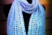 Crochet Scarves / by Carrie Wilson