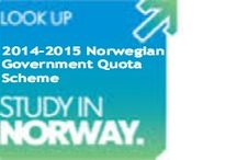 2014-2015 Norwegian Government Quota Scheme & Other Top Other Scholarships / scholarshipsbar.com is an updated listing of scholarships for people who seek financial help to pursue higher studies at college, university level, and for those who like to participate in training program and to those who who like to conduct research either in their country or abroad.