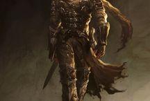 Character - Warriors/Generals