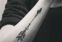 Nyilas tattoo
