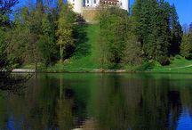 Castles / by Susan Rameshk
