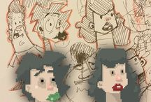 pxl.faces
