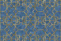 110417 Wentworth Blue Rugs