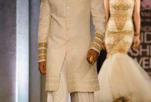 Pierre wedding sherwani