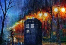 For the Love of the TARDIS / David Tennant.  Sonic screwdrivers, Rose, Daleks, and more.  <3 / by Artemisa Garnica