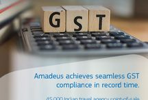 Amadeus achieves seamless GST compliance in record time.