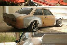 Projeto Car chevette