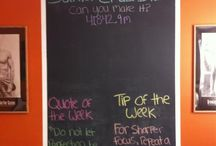 Weekly Studio Quotes & Tips / Each week we have a new quote and tip to inspire our clients! Check them out for motivation!