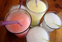 Drinks, Drinks, and more DRINKS! / by Alison Ogren