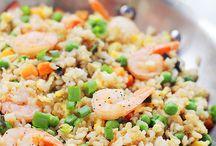 Shrimp recipes / by Connie Burgdorf