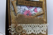 Focus:Embellishments on Cards / Embellishments to be used on handmade cards