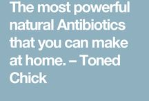Antibiotic Natural