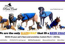 R-A-I-N coats / There's only one real R-A-I-N coat....it's spelled REIN coat!