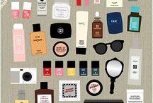 Stickers, etiketter mm