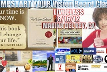 Los Angeles Vision Board Class