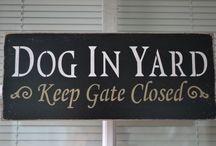 Dog friendly yards