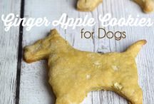 Recipes For Pets / A collection of yummy recipes for your cat, dog, or horse!