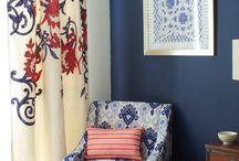 bedroom makeover / by Amanda Brunney