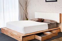 Batch beds