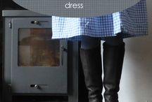 Dress revamp / Upcycling dress