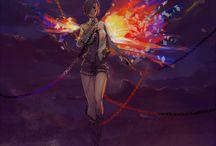 Anime and ART