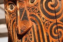 Whakairo - Māori Carving