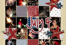 my fave pages ~ July 4th / by Melissa Armstrong