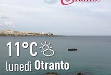 Foto del Giorno / una foto al giorno e Otranto fa il giro del Mondo...