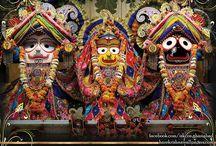 ISKCON Ghaziabad / Jagannath Baldeva Subhadra