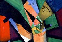 Кубизм / Направление в современном искусстве