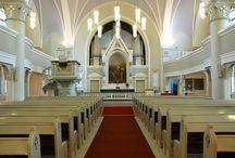Kirkkoja