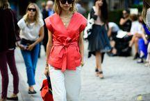 Street Style Fashion Week Sept 2015