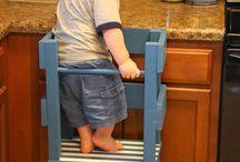 Toddler stool