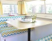 Vintage caravans Inspo