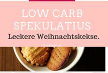 Low Carb Plätzchen