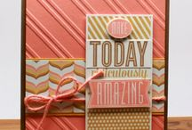 Cards ~ S/U Amazing Birthday