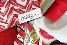 Fabulous Fabric Finds / Robert Allen, Fabricut, Maxwell, Kravet, Jf Fabrics just to name a few ...www.alleen.com has fabric inspiration for you ❤️