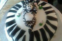 Mijn taarten 2013