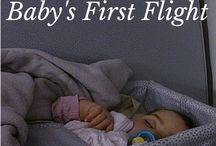 Baby's first flight