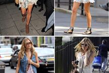 Sienna miller / Outfits inspo