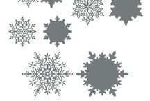 Stampin up Festive Flurries