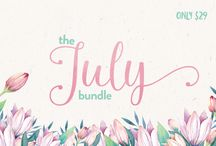 The Beautiful July Bundle