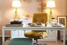 office s p a c e / by Jodea Johnson