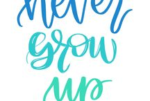 NEVER SLOW UP