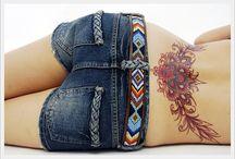 Like tattoos
