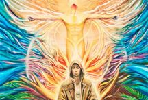 Spiritual art ideas