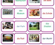 Deutsch stadt